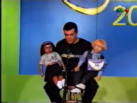 VIDEOMATCH - Comic 2002 - Ventrilocuo Vol 1 Espectacular !!! Parte 2