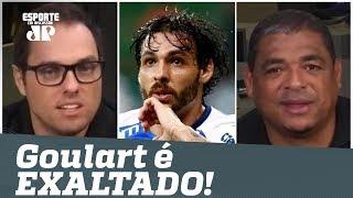 """""""Ele ENGOLIU o Lucas Lima!"""" GOULART é EXALTADO no Palmeiras!"""