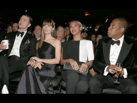 Beyonce and Jay-Z Party with Justin Timberlake and Jessica Biel!