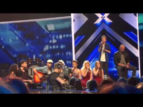 Xfactor Sweden - What Makes You Beautiful Acoustic Hd video