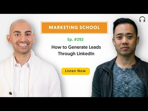 How to Generate Leads Through LinkedIn   Ep. #292