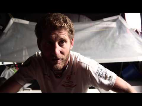 J1 Headsail Strop Failure on Dongfeng | Volvo Ocean Race 201-15