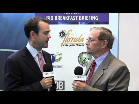 Jeff Mihm, Noven Pharmaceuticals - BIO 2012 International Convention in Boston
