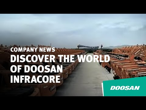 Introduction of Doosan Infracore