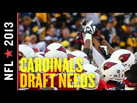 2013 NFL Draft: How to Improve the Arizona Cardinals