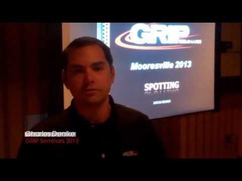 Charles Denike talks GRIP