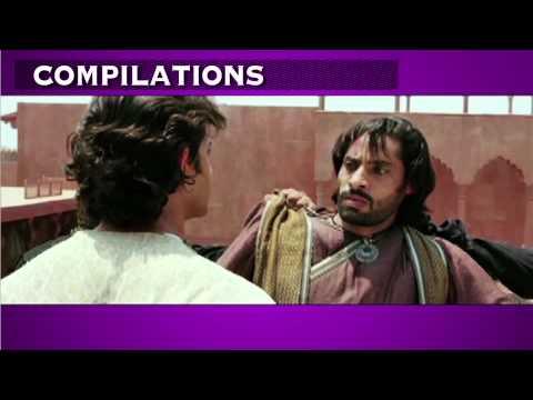 Hrithik Roshan Fights Kills His Brother -- Jodha Akbar video