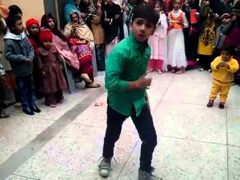 Love Dose Honey Singh Break Dance By Pakistani Little Boy video