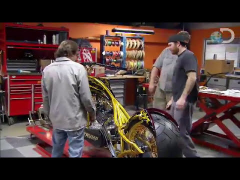 Very Trump | American Chopper