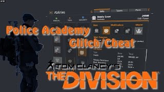 Cheat/Glitch: The Division - Police Academy (Quick route to end boss)