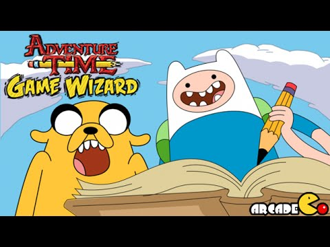 Adventure Time Game Wizard (by Cartoon Network) - Ios   Android - Gameplay Walkthrough video