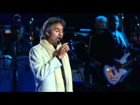 Andrea Bocelli - Andrea Bocelli - Hit Man: David Foster & Friends (2008) - Amapola