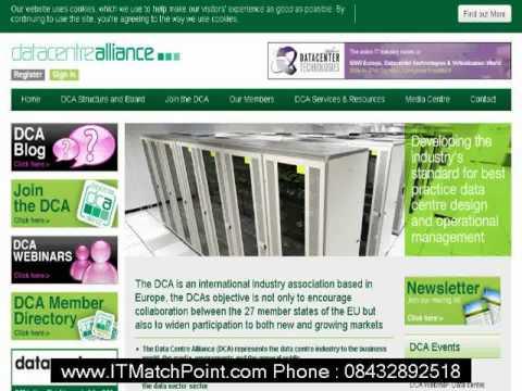 Norwich Server Hosting COLOCATION