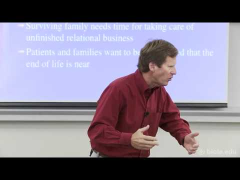 9. Death, Dying, and Assisted Suicide, Part 1 [Ethics at the Edge of Life]