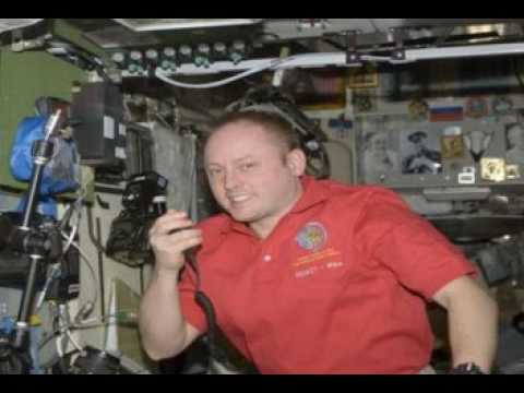 International Space Station - Mike NA1SS
