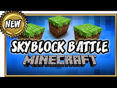 Minecraft: Skyblock Battle, PvP | Ep.1, Part 1