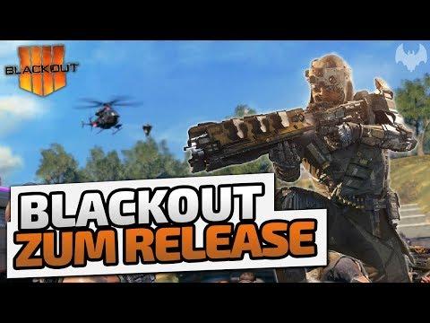 Blackout zum Release - ♠ CoD: Black Ops 4 Blackout #001 ♠ - Deutsch German - Dhalucard