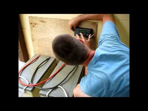 The DIY World Installing Solar Panels On A Home In Australia