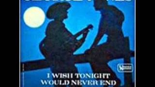 Watch George Jones I Wish Tonight Would Never End video