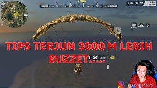 Cara Terjun 3000M Lebih dan Ayam Mantapzzz - Rules of Survival Indonesia #1 12.48 MB