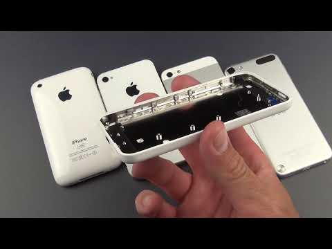 New Low-Cost Plastic Apple iPhone: Sneak Peek
