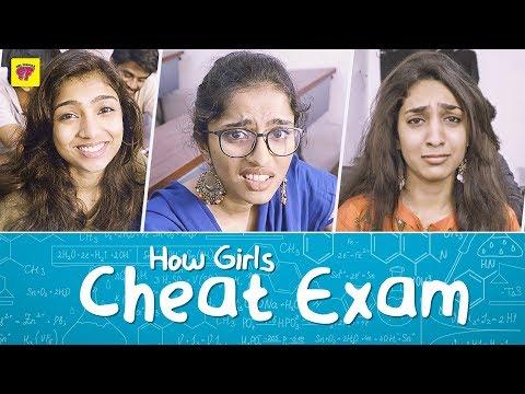 How Girls Cheat in Exams | Big Boss Spoof | Girl Formula | Chai Bisket thumbnail