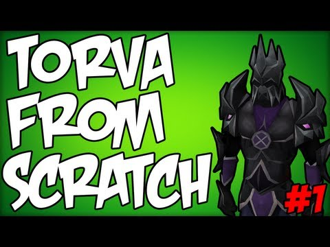 Runescape: Road To Torva From Scratch – Episode 1