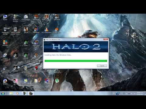 como descargar e instalar el juego de halo 2