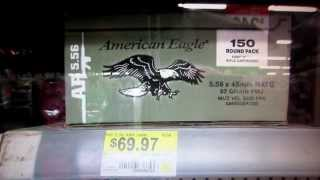 Where You Can Find 5.56 Ammo Cheaper Then Walmart