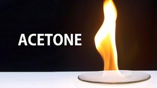 Making Acetone from Calcium Acetate