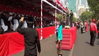 Download Lagu Indonesia Jiwaku - PUSAKA HUT Jawa Timur 2018 Gratis STAFABAND