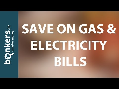 Switch and Save on Gas & Electricity Bills