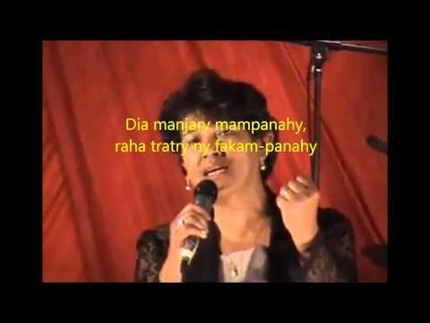 Amorony fo madio Karaoke Ny mpitory thumbnail