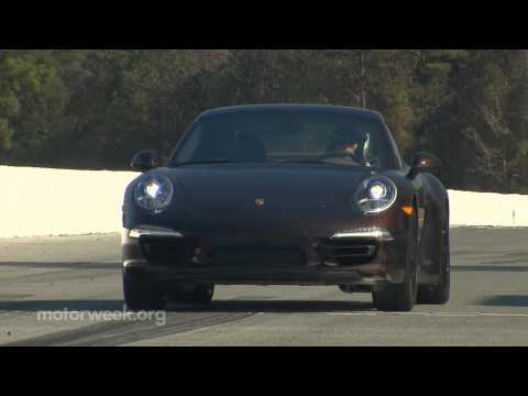 Road Test: 2013 Porsche 911 Carrera 4S