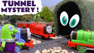Funny Funlings Prank Thomas and Friends Echo game - Fun story for kids