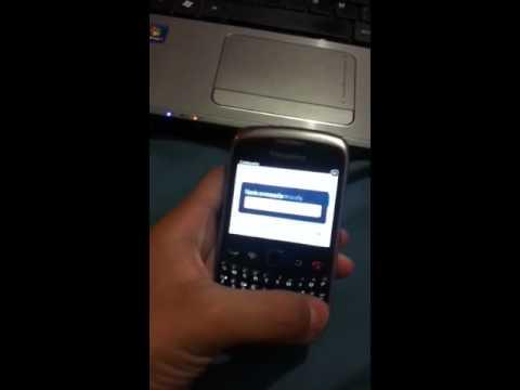 Como ponerle contraseña a una blackberry