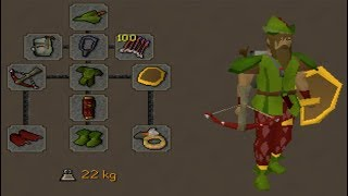 Making a pking account from level 3 in under a day