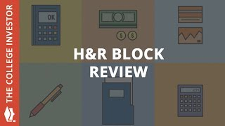 H&R Block 2018-2019 Online Tax Review - The Best Free Tax Filing Option This Year