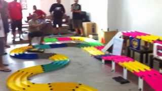 TAMIYA MINI 4WD (GS Haus of Hobbies) RACE Highlight 20th July 2014