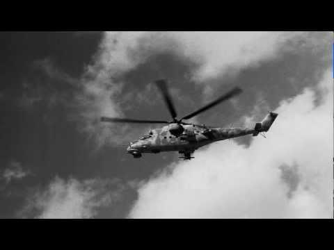 Походные песни - Вертолетная поддержка
