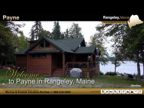 Vacation Rental in Rangeley, ME - Payne