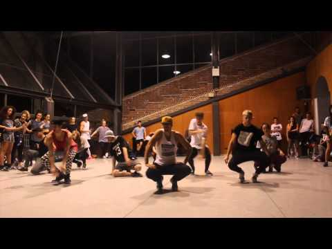 BRANDY - CAN YOU HEAR ME NOW - MARKO PANZIC CHOREOGRAPHY