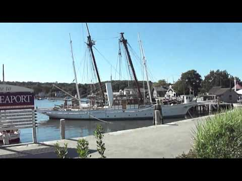 Mystic Connecticut - Vacation Movie Trailer