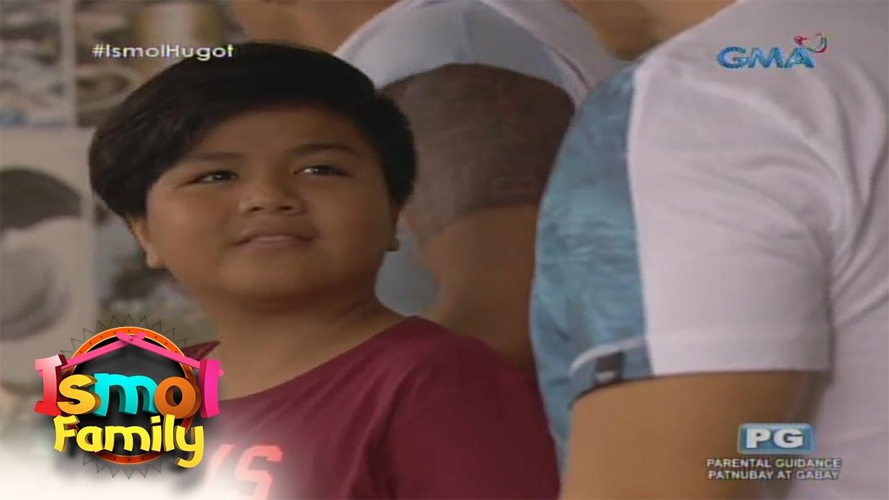 Ismol Family: Beast mode si Jingo!