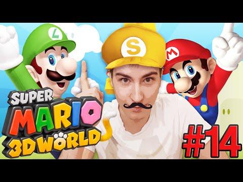 Super Mario 3D World [#14] - ŚWIAT LAWY