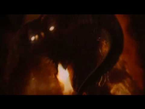 Epic Battle: Gandalf vs. the Balrog