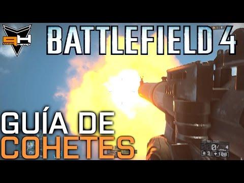 BF4: Guía de Cohetes - Battlefield 4 por PizzaHead