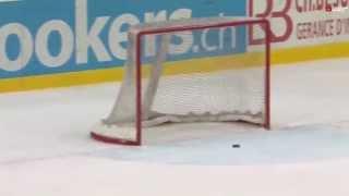 Genève-Servette HC - Lausanne Hockey Club 3-0