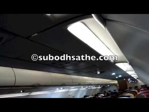 Mouse on Air India - AI 629