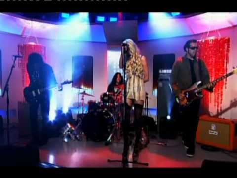 The Pretty Reckless Miss Nothing on this morning!!!! Music Videos